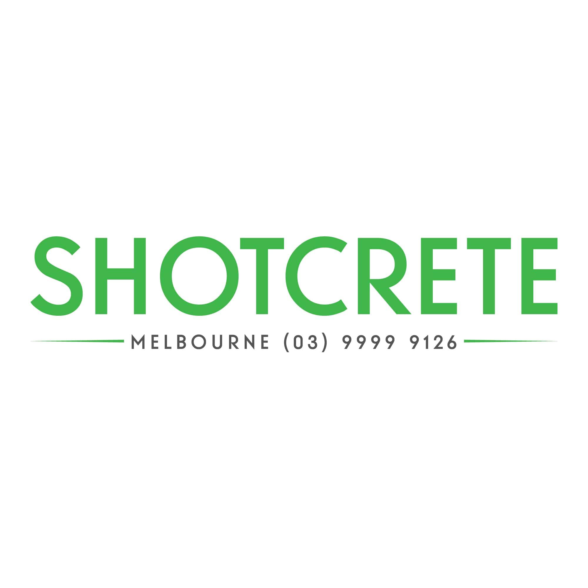shotcrete melbourne logo
